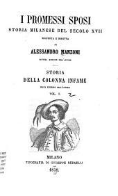 I promessi sposi: storia milanese del secolo xvii, Volume 1