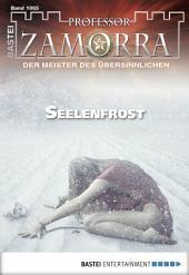 Professor Zamorra - Folge 1065: Seelenfrost