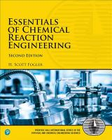 Essentials of Chemical Reaction Engineering PDF