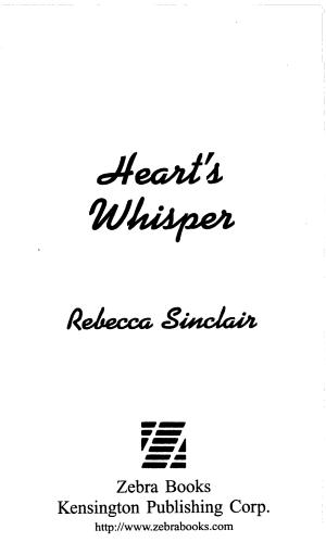 Heart s Whisper PDF