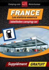 CAMPING CAR : Guide des Stations-Essences en FRANCE pour Camping-cars: Numéro 1