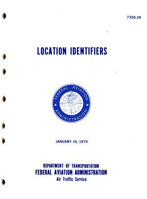 Location Identifiers
