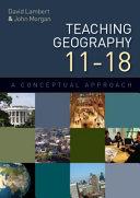 Teaching Geography 11-18