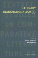 Literary Transnationalism s  PDF