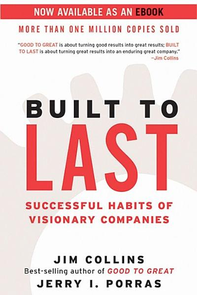 Download Built to Last Book