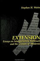 Extensions PDF