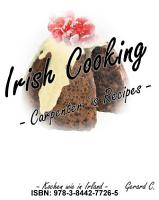 Irish Cooking   Carpenter s Recipes   PDF