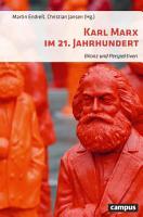 Karl Marx im 21  Jahrhundert PDF