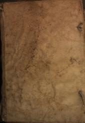 Melchioris Cani episcopi Canariensis, ex Ordine Praedicatorum, Opera: in duo volumina distributa