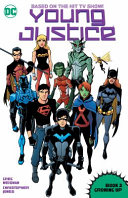 Young Justice Book Two  Growing Up PDF