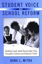 Student Voice In School Reform Book PDF