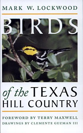 Birds of the Texas Hill Country PDF
