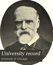 The University Record: Volumes 12-13