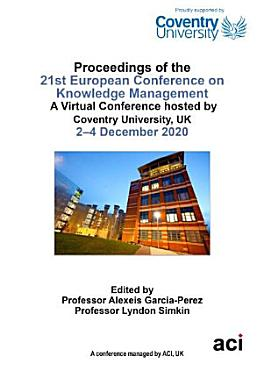 ECKM 2020 21st European Conference on Knowledge Management PDF