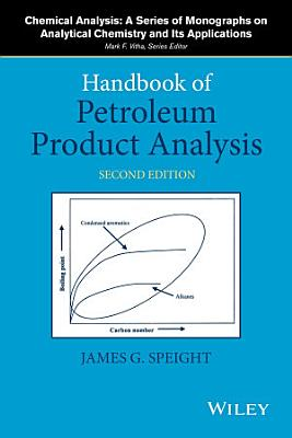 Handbook of Petroleum Product Analysis PDF