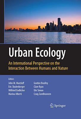 Urban Ecology PDF