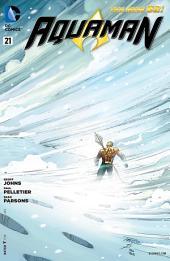 Aquaman (2011- ) #21