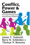 Conflict  Power  and Games