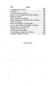 Contes inédites des mille et une nuits, extraits de l'original arabe: Volume3