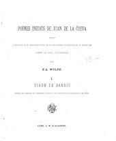 Poèmes inédits: Volume1