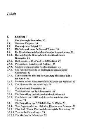 Der Spiel  und Trickfilm f  r Kinder in der DDR PDF