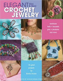 Elegant Wire & Bead Crochet Jewelry