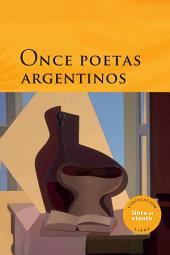 Once poetas argentinos