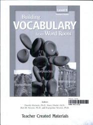 Building Vocabulary Level 9 Kit Book PDF
