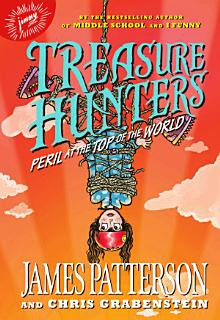 Treasure Hunters  Peril at the Top of the World Book