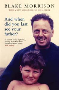 And When Did You Last See Your Father  Book