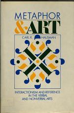 Metaphor and Art