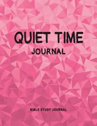 Quiet Time Journal Bible Study Journal  Book PDF
