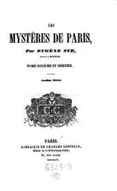 Les mysteres de Paris: Volume 5