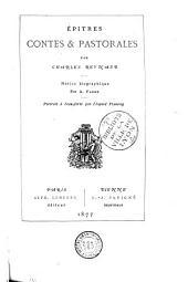 Epitres: contes et pastorales