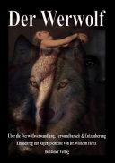 Der Werwolf PDF