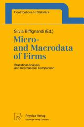 Micro- and Macrodata of Firms: Statistical Analysis and International Comparison
