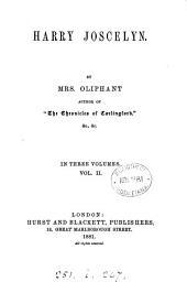 Harry Joscelyn: Volume 2