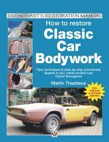 How to Restore Classic Car Bodywork PDF