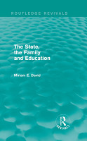 The State  the Family and Education  Routledge Revivals  PDF