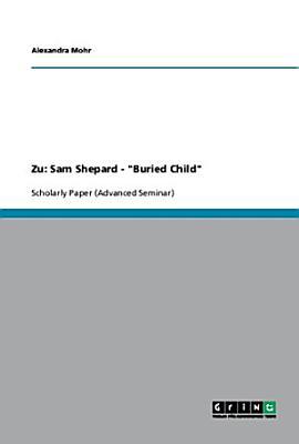 Zu  Sam Shepard    Buried Child  PDF