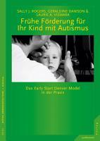 Fr  he F  rderung f  r Ihr Kind mit Autismus PDF