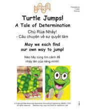 Chú Rùa Nhảy! Turtle Jumps! Vietnamese Version