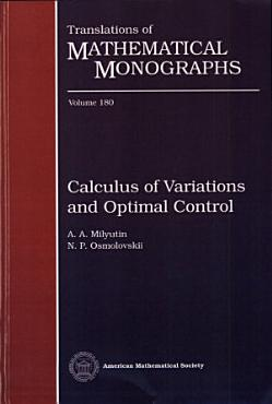 Calculus of Variations and Optimal Control PDF