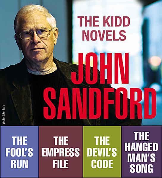 Download John Sandford  The Kidd Novels 1 4 Book