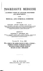 Progressive Medicine: Volume 2