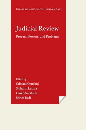 Judicial Review  Process  Powers and Problems PDF
