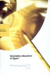 Secondary Education in Spain