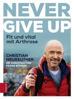 Never give up PDF