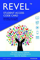 For Lives Across Cultures Revel Access Code