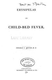 Erysipelas and Child-bed Fever